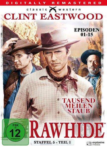 Rawhide - Tausend Meilen Staub - Season 5, Teil 1