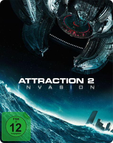 Attraction 2: Invasion - Limited SteelBook
