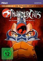 ThunderCats - Die starken Katzen aus dem All, Vol. 2