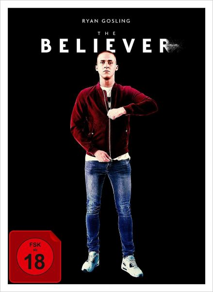 The Believer - Inside A Skinhead - 2-Disc Mediabook (Blu-ray + DVD)