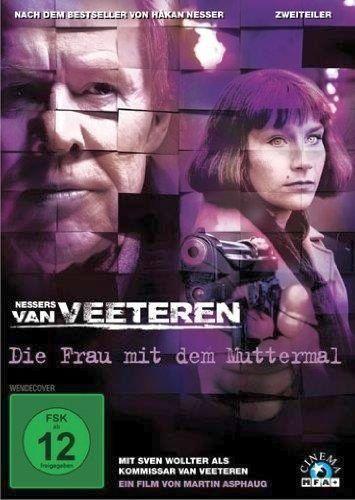 Van Veeteren Vol. 6 - Die Frau mit dem Muttermal