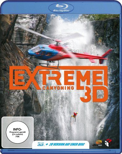 Extreme Canyoning 3D (Blu-ray 3D)
