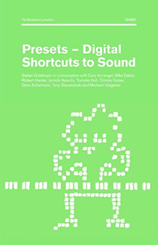 Goldmann, Stefan - Presets - Digital Shortcuts To Sound