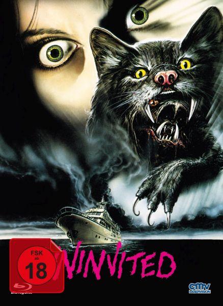 Uninvited - Cover B (Limitiertes Mediabook) (Blu-ray + DVD)