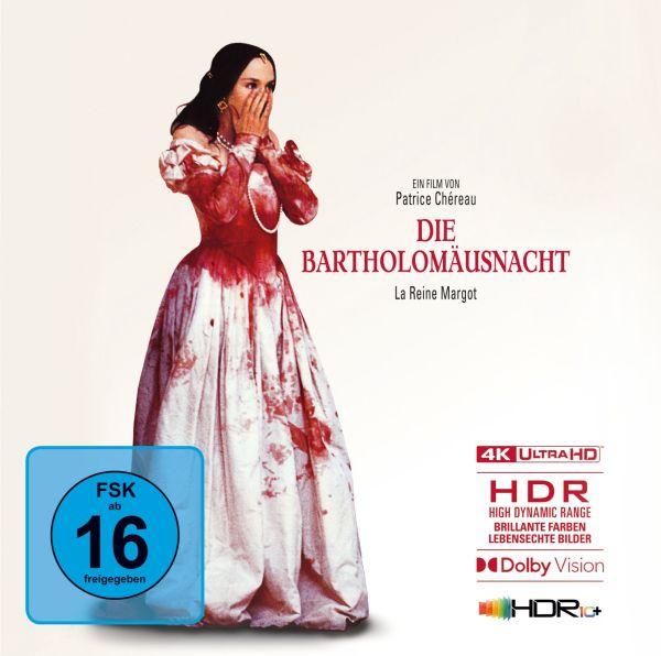 Die Bartholomäusnacht - Upgrade UHD (Pappstecktasche)