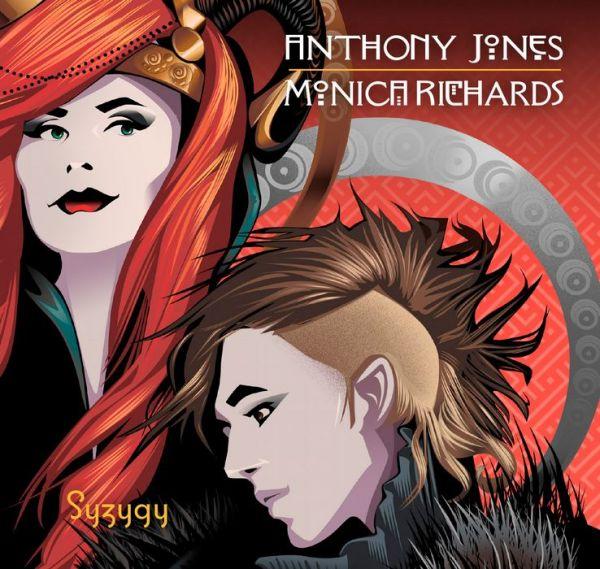 Richards, Monica & Jones, Anthony - Syzygy