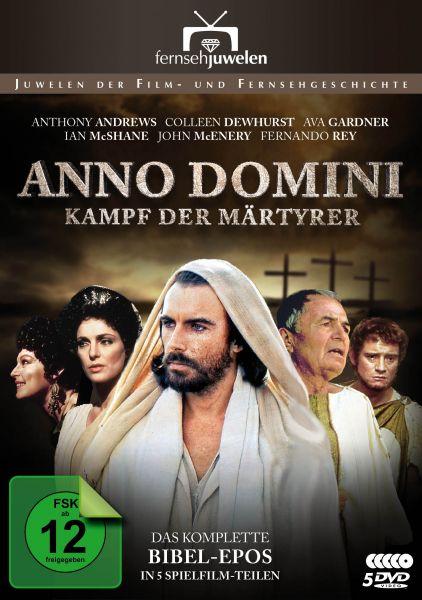 Anno Domini - Kampf der Märtyrer (Alle 5 Teile)