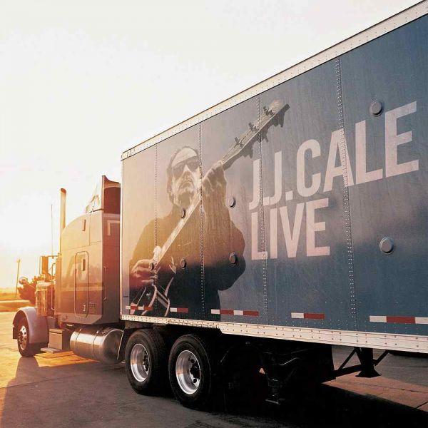 Cale, J.J. - Live (2LP+CD)