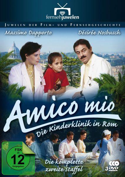 Amico Mio: Die Kinderklinik in Rom - Staffel 2