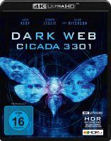 Dark Web: Cicada 3301 (4K UHD) Blu-ray)