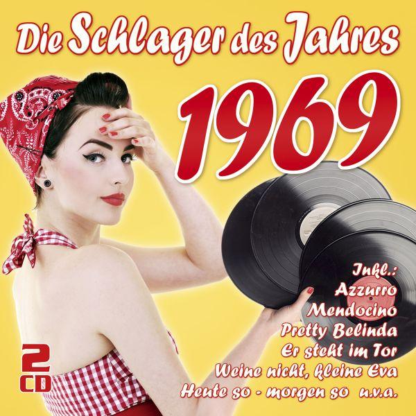 Various - Die Schlager des Jahres 1969
