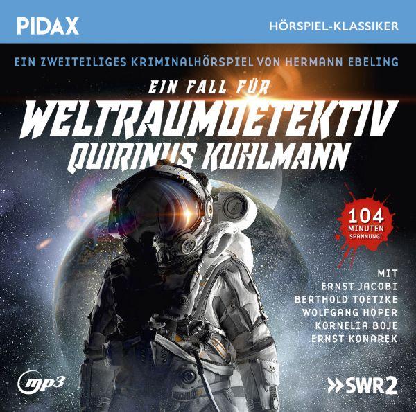 Ebeling, Hermann - Ein Fall für Weltraumdetektiv Quirinus Kuhlmann