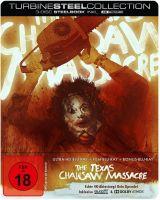 The Texas Chainsaw Massacre - Limited SteelBook Edition (4K UHD) (+2 Blu-rays)
