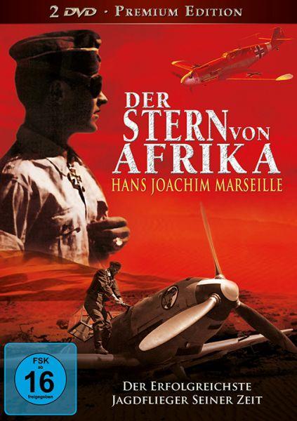 Der Stern von Afrika - Hans Joachim Marseille