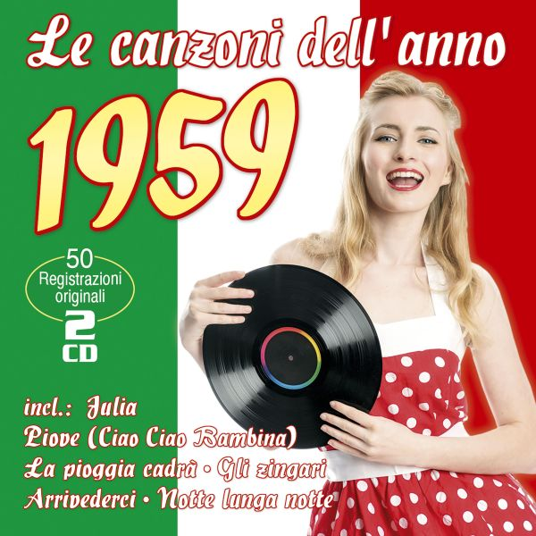 Various - Le Canzoni Dell'Anno 1959