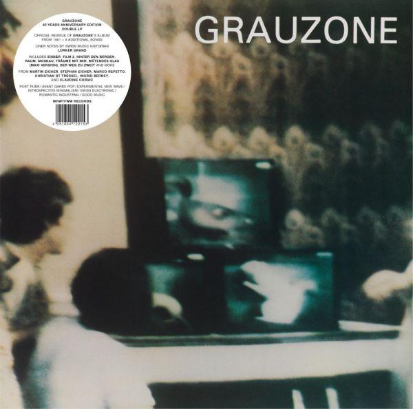 Grauzone - Grauzone (40 Years Anniversary Edition 2LP)