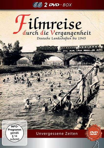 Filmreise durch die Vergangenheit - Deutsche Landschaften bis 1945