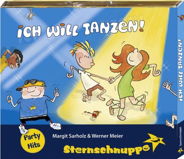 Sternschnuppe - Ich will tanzen! (Sternschnuppe remixed)