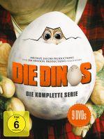 Die Dinos - Die komplette Serie (Softbox)