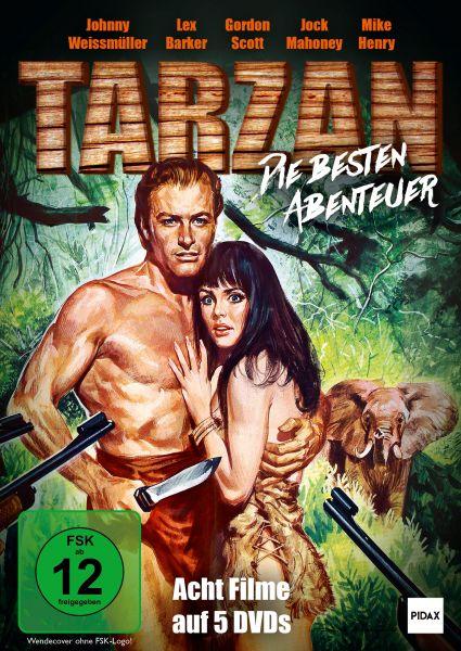 Tarzan - Die besten Abenteuer