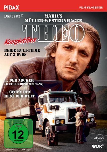 Marius Müller-Westernhagen: Theo-Komplettbox (Theo, der Zocker + Theo gegen den Rest der Welt)