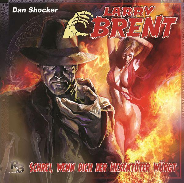 Larry Brent - Schrei, wenn Dich der Hexentöter würgt (29)
