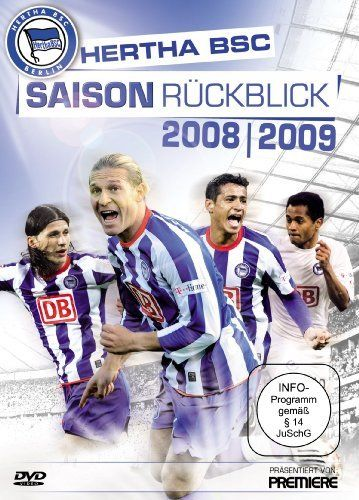 Hertha BSC Saison Rückblick 08/09