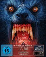 An American Werewolf in London - 3-Disc-Special Edition (UHD + BD + Bonus-BD) (Gabz Artwork)