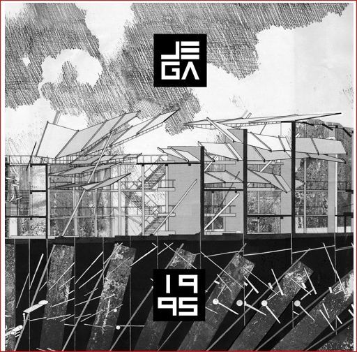Jega - 1995 (2LP)