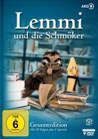 Lemmi und die Schmöker - Gesamtedition: Alle40Folgen plus 5 Specials (9 DVDs)