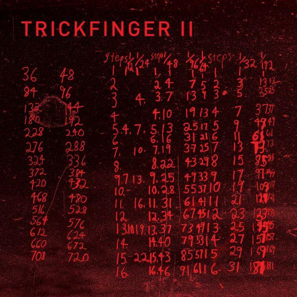 John Frusciante presents Trickfinger - II (EP)