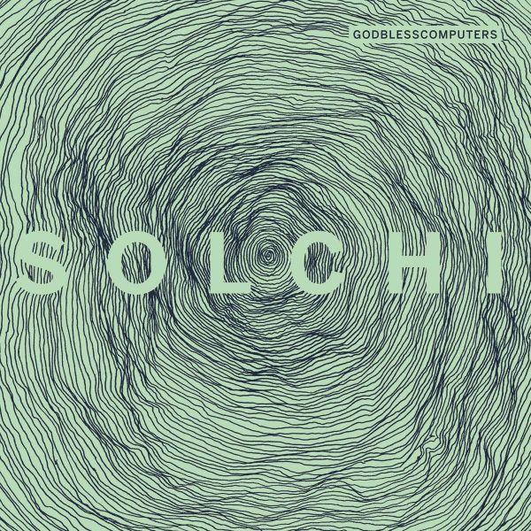 Godblesscomputers - Solchi (2LP)