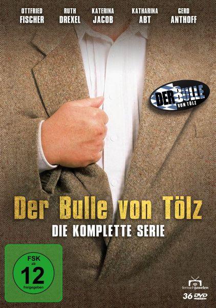 Der Bulle von Tölz - Komplettbox Staffeln 1-14 (Alle 69 Folgen) (36 DVDs)