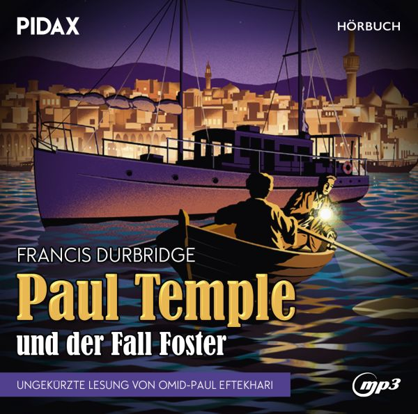 Durbridge, Francis - Francis Durbridge: Paul Temple und der Fall Foster