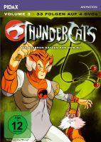 ThunderCats - Die starken Katzen aus dem All, Vol. 3