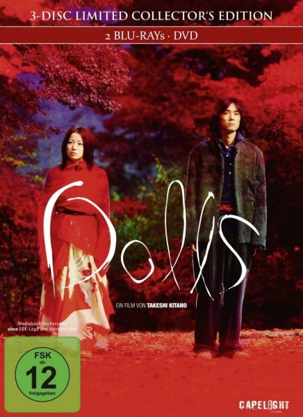 Dolls (Limited Collector's Edition) Mediabook