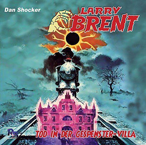 Larry Brent - Tod in der Gespenstervilla (17)