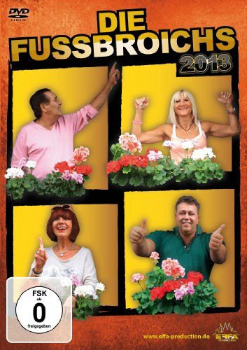 Die Fussbroichs 2013