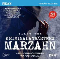 Gaugllitz, Peter - Fälle des Kriminalanwärters Marzahn