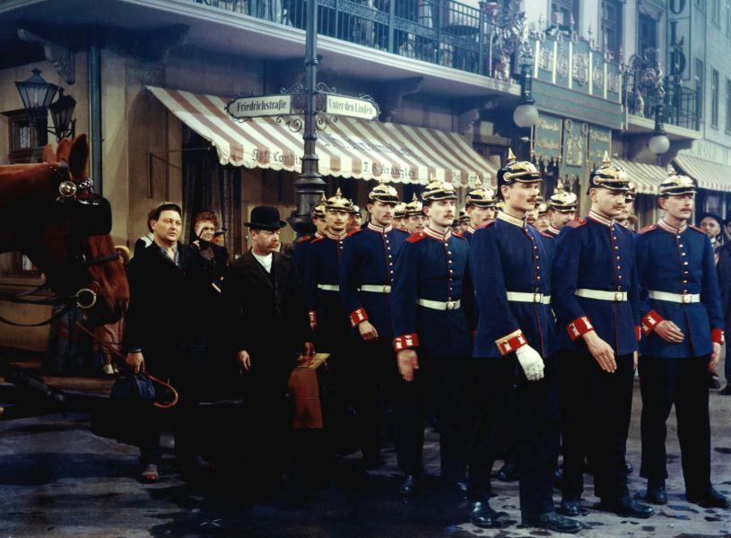 Der Hauptmann von Köpenick (Heinz Rühmann) | Gesamtkatalog | Alive Shop