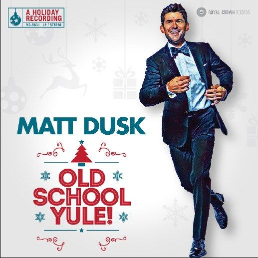 Dusk, Matt - Old School Yule (LP)