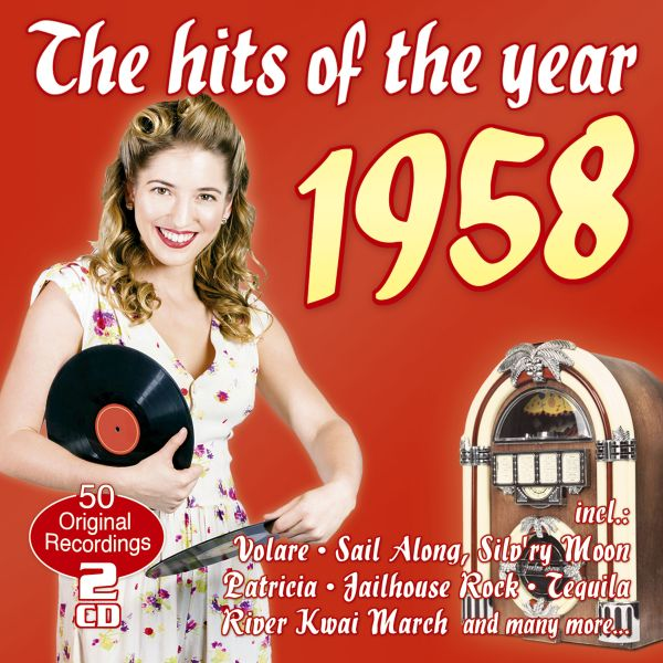 Various - The Hits Of The Year 1958
