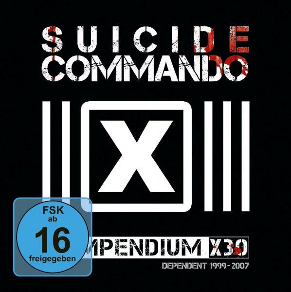 Suicide Commando - Compendium X30 (CD +DVD)
