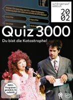 Quiz 3000 - Du bist die Katastrophe!