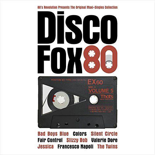 Various - Disco Fox 80 Vol. 5 - The Original Maxi-Singles Collection