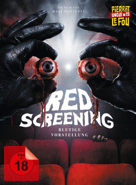 Red Screening - Blutige Vorstellung - Limited Edition Mediabook (uncut) (Blu-ray + DVD)
