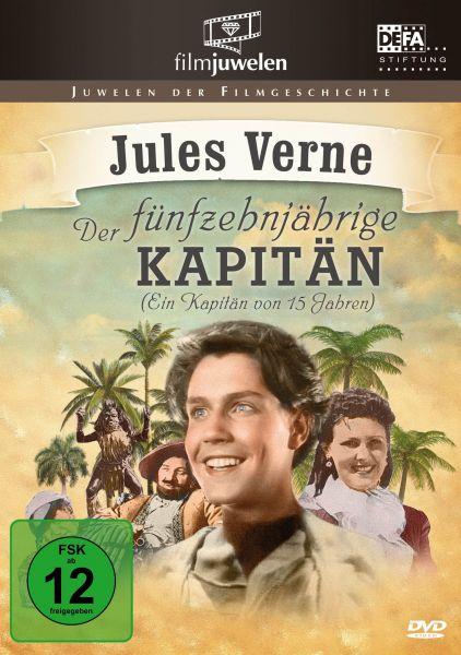 Der fünfzehnjährige Kapitän (DEFA Filmjuwelen)
