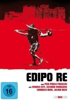 Edipo Re - König Ödipus (Red Line - Special Edition)