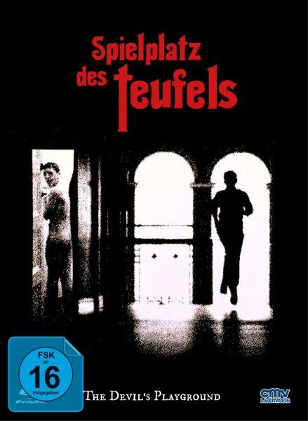 Spielplatz des Teufels - Cover B (Limitiertes Mediabook) (Blu-ray + DVD)