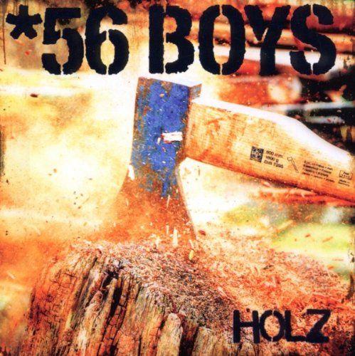56 Boys - Holz